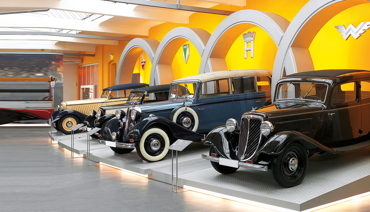 Experience Automobile History